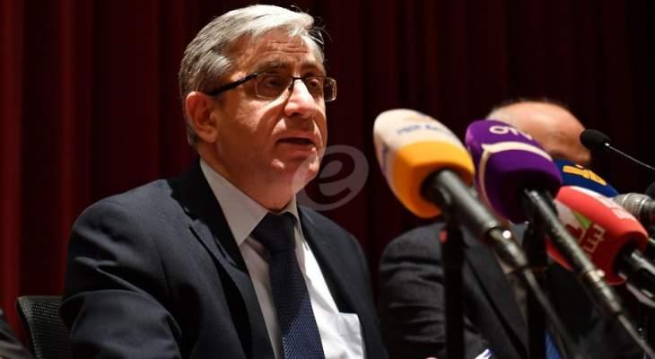 وزير التربية أعلن نهاية العام الدراسي في 30 حزيران كحد أقصى
