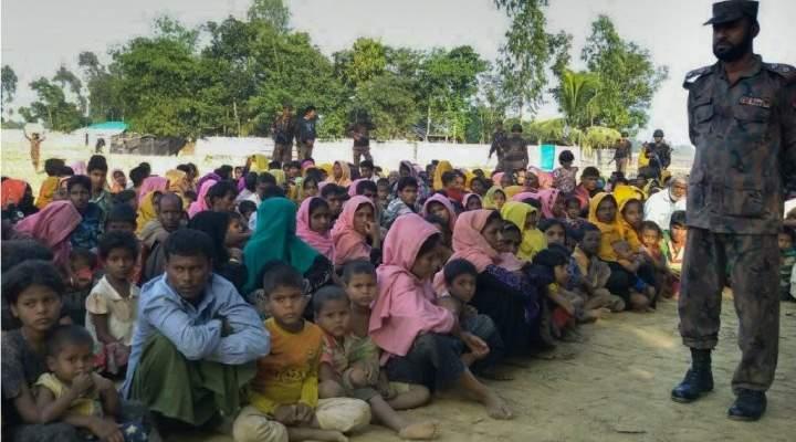 الأمم المتحدة: عودة الروهينغا إلى بورما تتم على أساس طوعي
