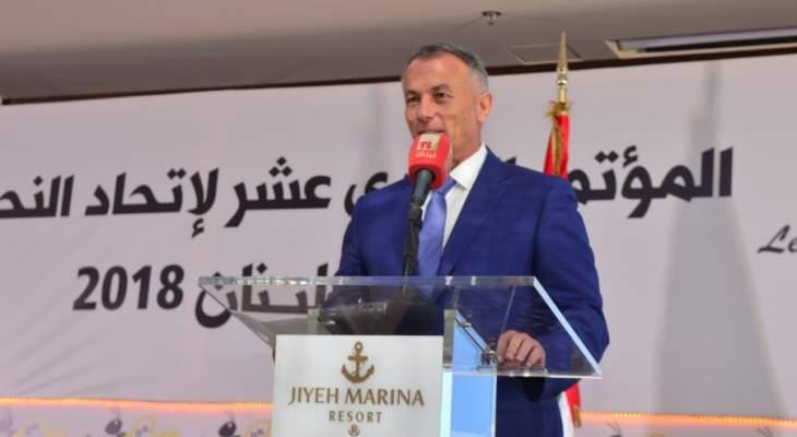روكز: لعقد مؤتمر وطني تشارك فيه جميع الأطراف اللبنانية