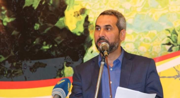 ايهاب حمادة: لن نعود الى الوراء في موضوع مكافحة الفساد
