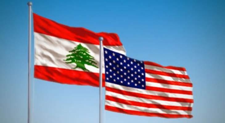 خرقان أميركيان في لبنان: جوي وقضائي