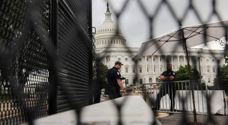 انتحار 4 رجال أمن ممن تعاملوا مع الهجوم على مبنى الكابيتول