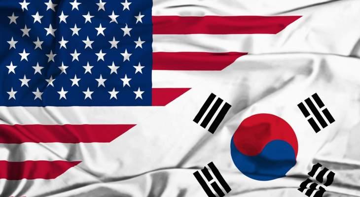 تدريبات عسكرية سنوية بين كوريا الجنوبية والولايات المتحدة بدءا من الإثنين