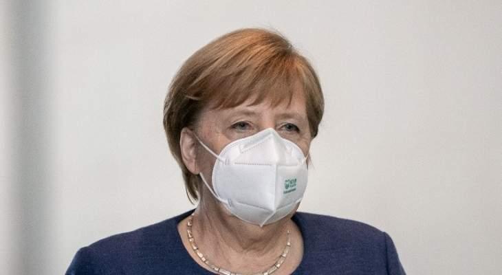 """ميركل: لا يمكن احتواء """"كورونا"""" في ألمانيا إلا عبر تدابير أكثر تشددا"""