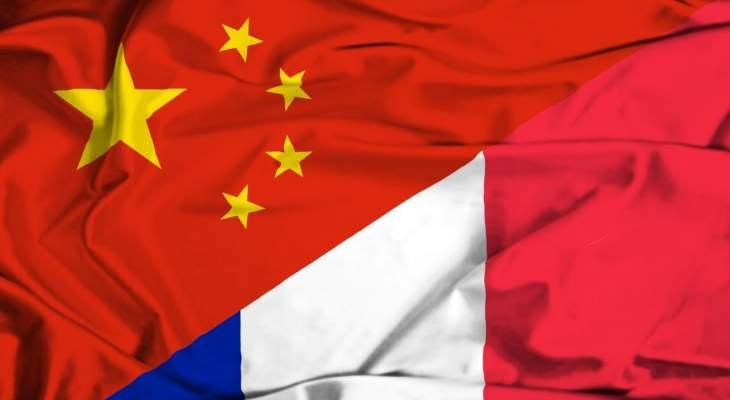 خارجية فرنسا دعت الصين لوقف عمليات الاعتقال الجماعي التعسفية في شينجيانغ