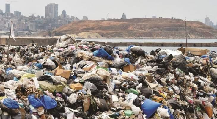 معالجة النفايات تبدأ بملاحقة المسؤولين من مجالس ومتعهدين