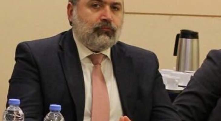 ألفرد رياشي: الزيارات التي يقوم بها الحريري الى الخارج لا تعطي اي نتيجة لان الداخل منقسم