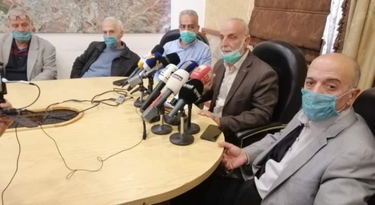 بلوق: لتقديم المساعدات للناس دون إبطاء لتخطي هذه الأزمة