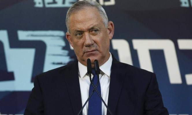 غانتس: تل أبيب تقدر أن المئات من مواطنيها قد يكونون عرضة لتحقيقات بشأن جرائم حرب