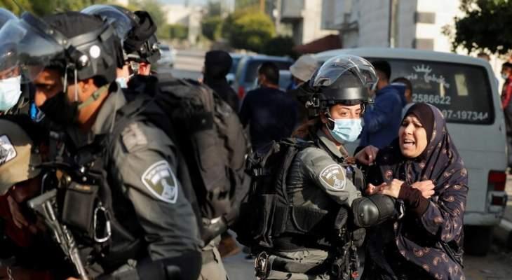 الشرطة الإسرائيلية قتلت فلسطينيا في حيفا بدعوى محاولته تنفيذ عملية طعن