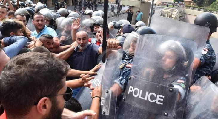 مصاد أمنية للجمهورية: تعامل القوى الأمنية مع التحركات الشعبية هو الأصعب