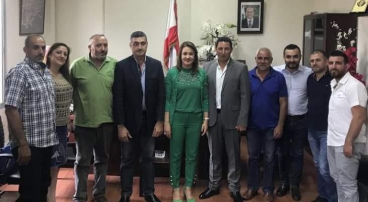 انتخاب رئيسين جديدين لبلديتي فتري والبربارة بالاجماع