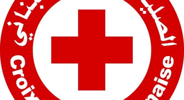 """الصليب الأحمر: نقل 384 حالة مشتبه بإصابتها بـ""""كورونا"""" حتى تاريخه"""