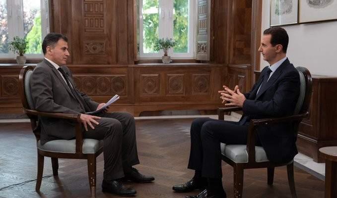 الأسد: إعادة إعمار سوريا متأثرة سلبا بسبب حصار الدول الغربية