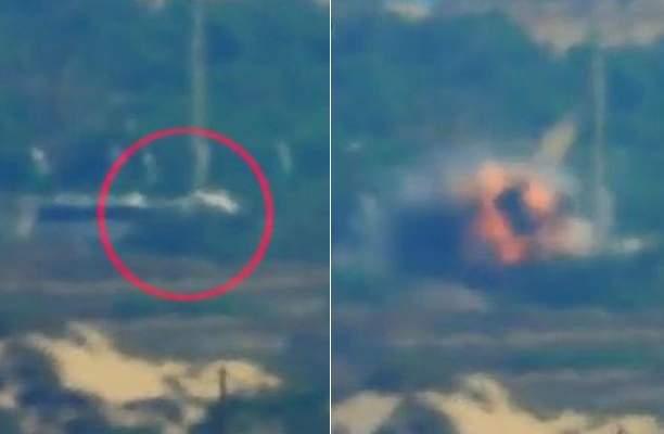 كتائب القسام: قصف حافلة جنود إسرائيليين في قاعدة زيكيم بصاروخ موجه
