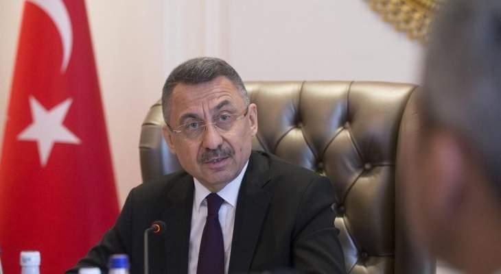"""مسؤول تركي: """"نبع السلام"""" طهّرت أكثر من 4 آلاف كيلومتر مربع من الإرهاب"""