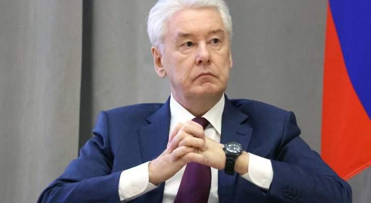 عمدة موسكو: الوضع بالعاصمة فيما يتعلق بالإصابة بفيروس كورونا يتدهور بسرعة