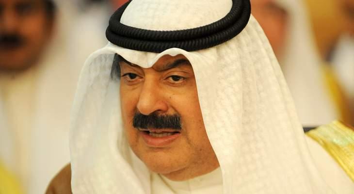 نائب وزير خارجية الكويت: تسارع وتيرة التصعيد في المنطقة تنبئ بتطورات سلبية