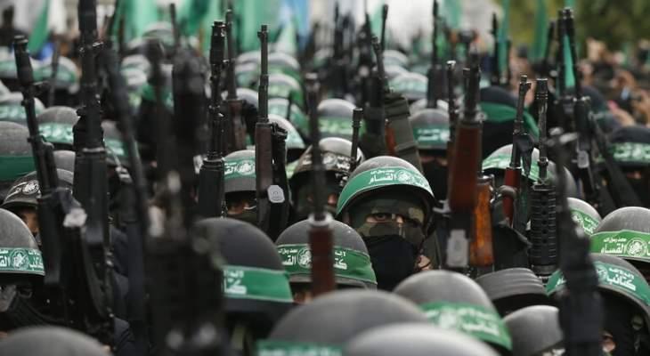 """""""حماس"""" تعلن لأول مرة عدد المسلحين في غزة وتهدد بضرب تل أبيب على مدار 6 أشهر"""