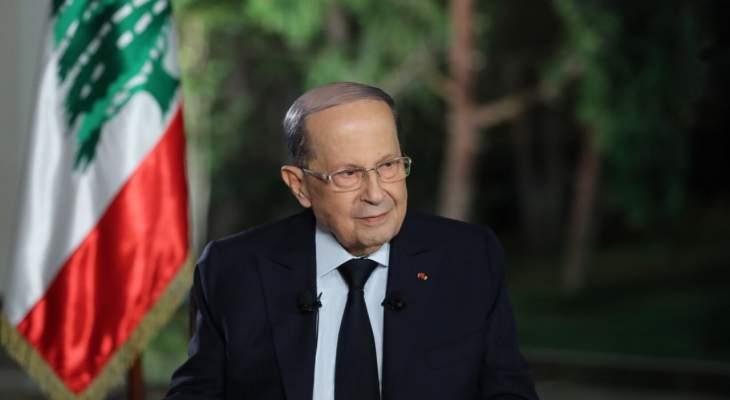 مصادر للجمهورية: لبنان دخل مرحلة ما فوق الخطر ومواقف عون قطعت خط التواصل بين الحريري والتيار