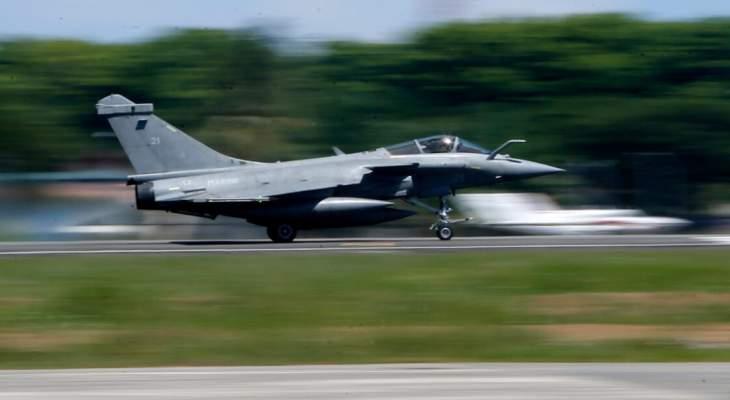 القوات المسلحة المصرية: اتفقنا مع فرنسا على شراء 30 طائرة من طراز رافال