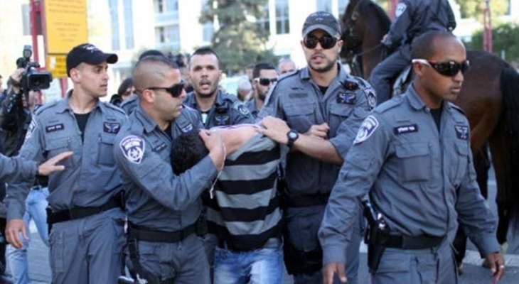 نادي الأسير الفلسطيني: القوات الإسرائيلية اعتقلت 51 فلسطينيا من الضفة الغربية