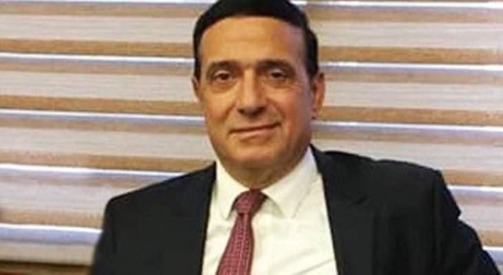 نجار بحث تسعير أجور النقل من وإلى مرفأ بيروت مع وفد من نقابة مالكي الشاحنات