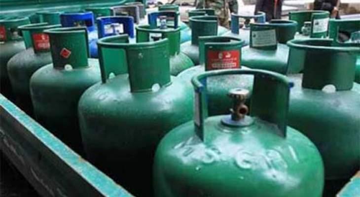 نقابة موزعي الغاز ومتفرعاتها: لعدم التهافت على تخزين المادة وستكون بمتناول الجميع