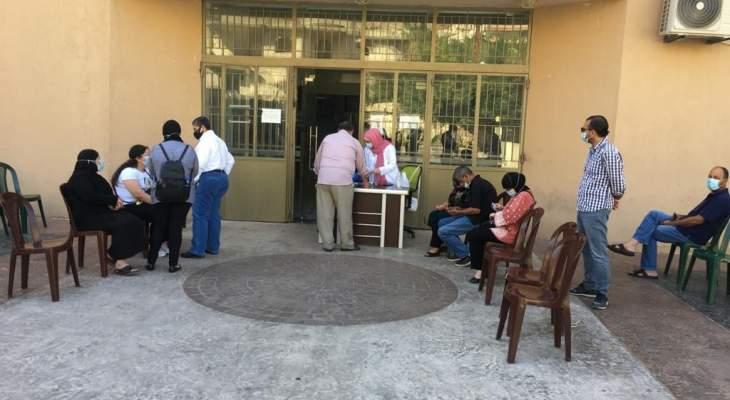 """وزارة الصحة: عدد الملقحين خلال ماراتون """"فايزر"""" بلغ 6307 حتى الآن"""