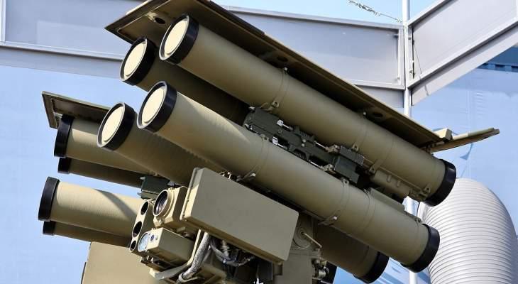 """اتفاق بين شركتين روسية وأردنية لإنتاج صواريخ """"كورنيت"""" المضادة للدبابات في الأردن"""