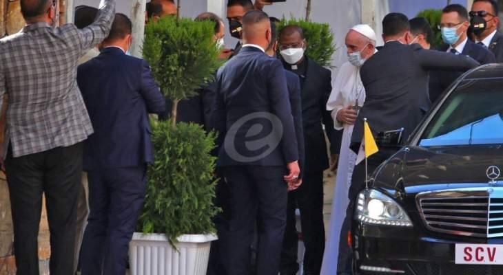 البابا من أربيل: نؤكد قناعتنا بأن الأخوّة أقوى من صوت الكراهية والعنف