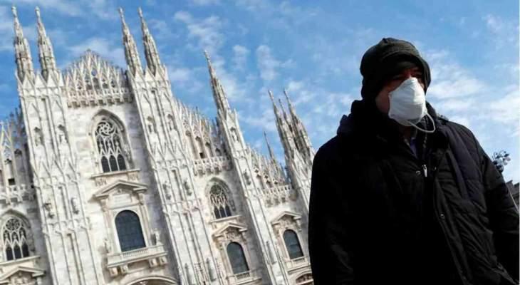 سلطات إيطاليا تشدد القيود بعد تسجيل عدد قياسي من الإصابات بكورونا