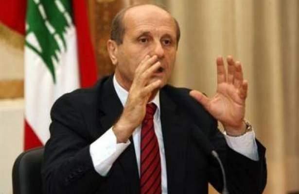 مروان شربل اكد ان طرابلس لا تحل امورها الا بالانماء والمصالحة