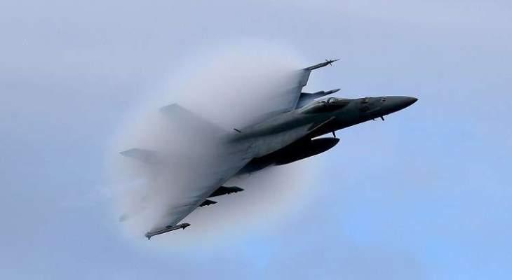 سلطات العراق: التحالف الدولي قصف موقعا يتحصن به عناصر تنظيم الدولة في صلاح الدين