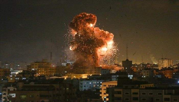 الجزيرة: غارات إسرائيلية جديدة على مناطق عدة في قطاع غزة