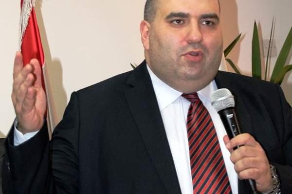 لحود عرض برنامج الأمن الغذائي: مستمرون بدعم تسويق المنتوجات اللبنانية