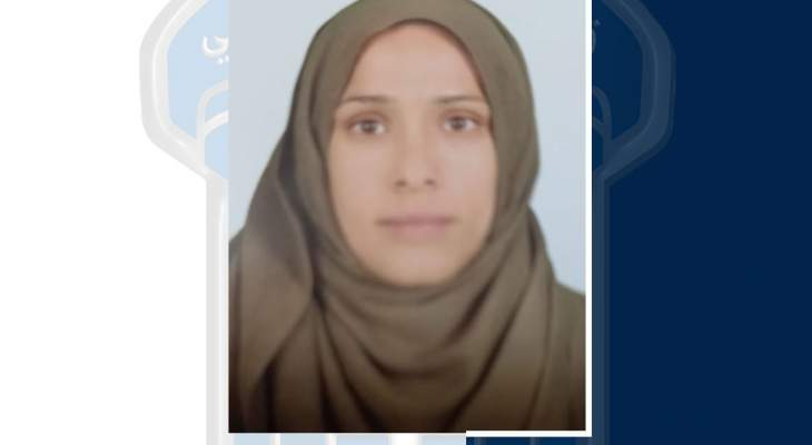 قوى الأمن عممت صورة سورية فُقدت في سعدنايل ولم تعد إلى منزلها