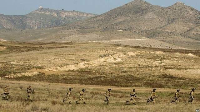 وزارة الدفاع الأرمينية تعلن استئناف القتال مع جيش أذربيجان في منطقة ناغورني كاراباخ