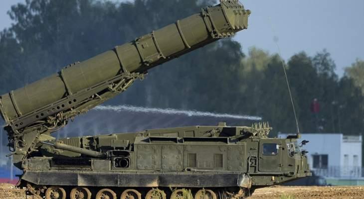 مسؤول روسي: توريد إس-400 إلى تركيا يبدأ في تموز المقبل