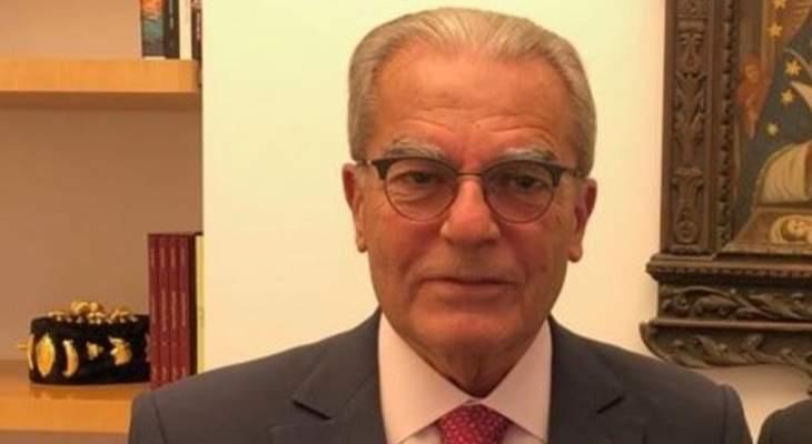 الخازن: أدعو الحريري إلى تقديم تشكيلة حكومية محدّثة إلى عون بأسرع وقت