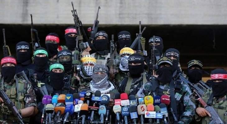 العمليات المشتركة الفلسطينية: ستكون لنا كلمتنا إن أعادت إسرائيل أوضاع القدس لما قبل 11 أيار