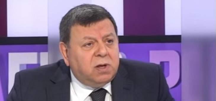 جورج قزي: اضرابنا كان من أجل كرامتنا ومن أجل حماية الجامعة