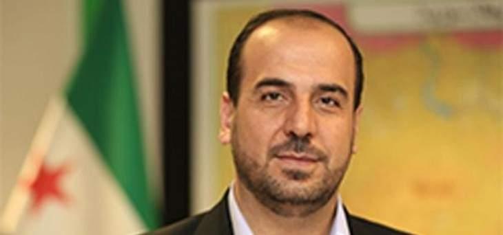 نصر الحريري: على الدولة اللبنانية كف يد حزب الله وإخراجه من سوريا