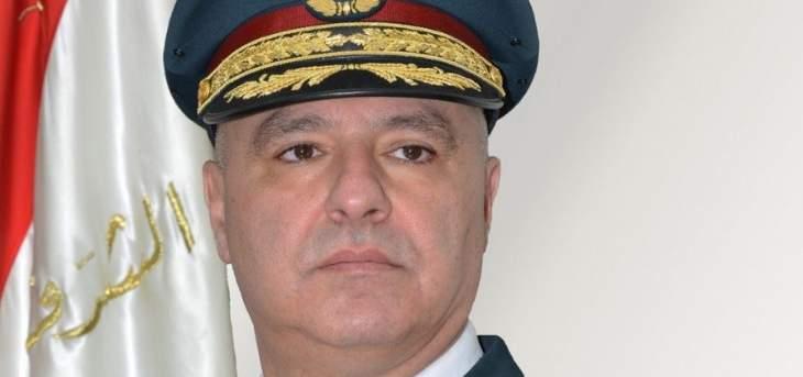 قائد الجيش غادر الى الرياض تلبية لدعوة نظيره السعودي