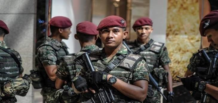 """شرطة ماليزيا: جماعة مرتبطة بـ""""داعش"""" تخطف 10 صيادين قبالة جزيرة بورنيو"""