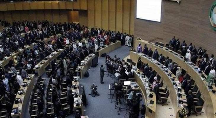 الاتحاد الأفريقي: مستعدون للعمل مع السودان لتشكيل حكومة مدنية