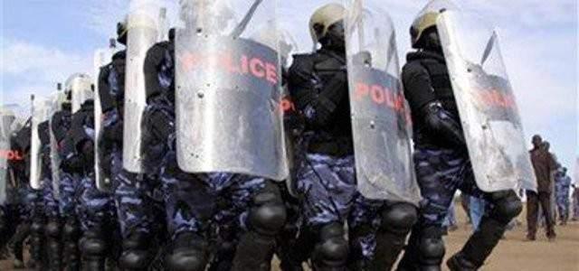 أ.ف.ب: الشرطة السودانية استخدمت الغاز المسيل للدموع لتفريق المتظاهرين