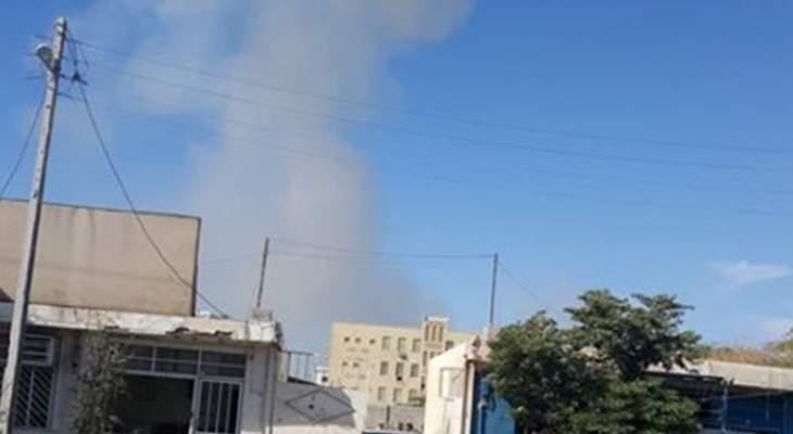 انفجار أعقبه إطلاق نار بمدينة تشابهار الساحلية في جنوب إيران