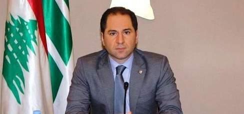 سامي الجميل بذكرى رحيل بيار الجميل:سيبقى المثال بالعمل الوطني الشجاع والمتجرد