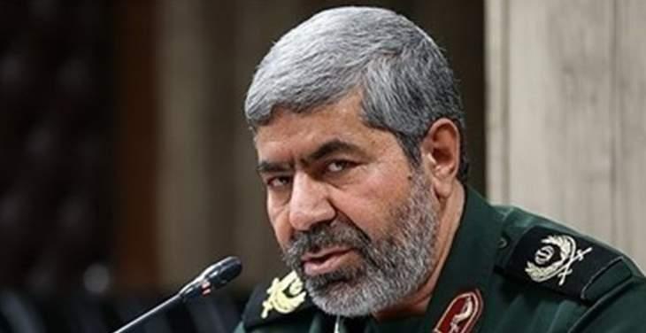 مسؤول إيراني: الجرائم الصهيونية لن تثبط من العزيمة الراسخة لشعب فلسطين